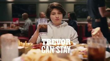Chili's 3 for $10 TV Spot, 'Trevor Can Stay'