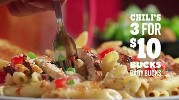 Chili's 3 for $10 TV Spot, 'Trevor Can Stay' - Thumbnail 7