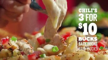 Chili's 3 for $10 TV Spot, 'Trevor Can Stay' - Thumbnail 8