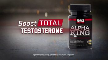 Force Factor Alpha King TV Spot, 'Up Your Game: Walmart' - Thumbnail 4