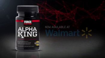 Force Factor Alpha King TV Spot, 'Up Your Game: Walmart' - Thumbnail 9