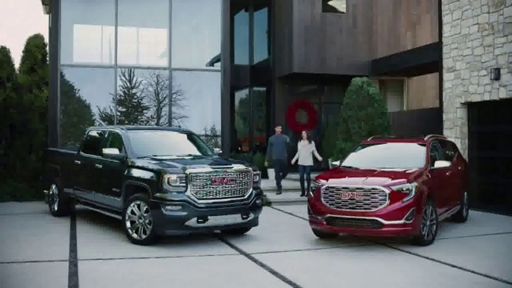 GMC TV Commercial, 'Holidays: One for You, One for Me' [T2 ...