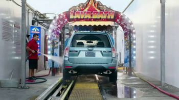 Bojangles' Breakfast Biscuits TV Spot, 'Restart Your Day: Car Wash' - Thumbnail 1