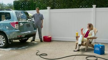 Bojangles' Breakfast Biscuits TV Spot, 'Restart Your Day: Car Wash' - Thumbnail 9