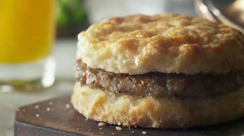 Bojangles' Breakfast Biscuits TV Spot, 'Restart Your Day: Car Wash' - Thumbnail 6