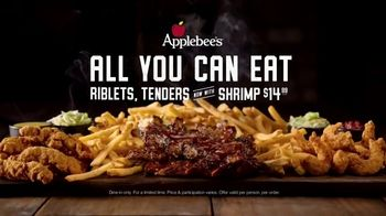 Applebee's All You Can Eat TV Spot, 'All You Can Eat with Shrimp, Again' Song by Dolly Parton - Thumbnail 10
