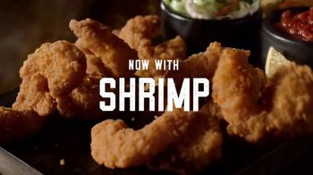 Applebee's All You Can Eat TV Spot, 'All You Can Eat with Shrimp, Again' Song by Dolly Parton - Thumbnail 6