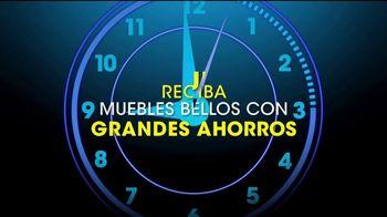 Rooms to Go TV Spot, 'Apresurese ahora mismo' [Spanish] - Thumbnail 1