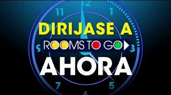 Rooms to Go TV Spot, 'Apresurese ahora mismo' [Spanish] - Thumbnail 7