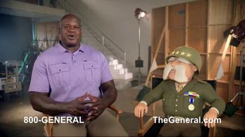 The General TV Spot, 'Strong Suits: Shaq Hedge Cutter & Zen Master' Featuring Shaquille O'Neal - Thumbnail 2