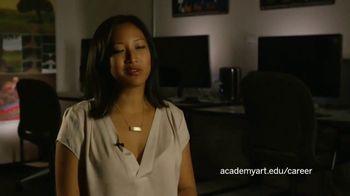 Academy of Art University TV Spot, 'Students Contribute'