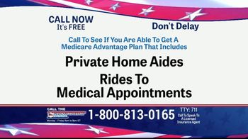 Medicare Coverage Helpline TV Spot, 'Get a Plan With Dental and Prescription Coverage' Featuring Joe Namath - Thumbnail 4