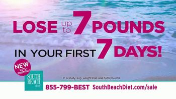 South Beach Diet TV Spot, 'Keto Friendly: Save 40 Percent' Featuring Jessie James Decker - Thumbnail 2