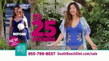 South Beach Diet TV Spot, 'Keto Friendly: Save 40 Percent' Featuring Jessie James Decker - Thumbnail 4