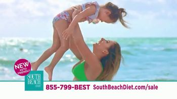 South Beach Diet TV Spot, 'Keto Friendly: Save 40 Percent' Featuring Jessie James Decker - Thumbnail 7