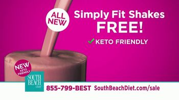South Beach Diet TV Spot, 'Keto Friendly: Save 40 Percent' Featuring Jessie James Decker - Thumbnail 8