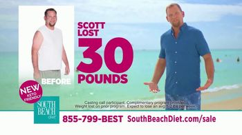 South Beach Diet TV Spot, 'Keto Friendly: Save 40 Percent' Featuring Jessie James Decker - Thumbnail 9
