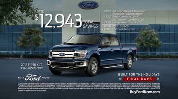 Ford Built for the Holidays Sales Event TV Spot, 'To-Do List' [T2] - Thumbnail 9