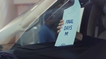 Ford Built for the Holidays Sales Event TV Spot, 'To-Do List' [T2] - Thumbnail 5