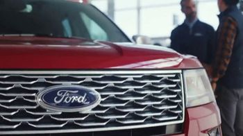 Ford Built for the Holidays Sales Event TV Spot, 'To-Do List' [T2] - Thumbnail 6