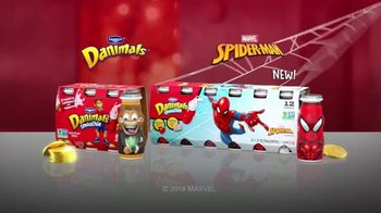 Danimals Smoothie TV Spot, 'Secret Mission: Spider-Man' - Thumbnail 10