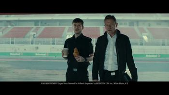 Heineken TV Spot, 'When You Drink, Never Drive: No Compromise' Ft. Nico Rosberg - Thumbnail 1