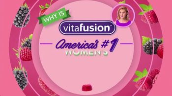 VitaFusion Women's TV Spot, 'Mega Muscle Support' - Thumbnail 2