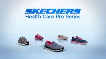 SKECHERS Health Care Pro Series TV Spot, 'Work Footwear'