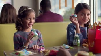 McDonald's TV Spot, 'Shopkins: Cutie Cars Toys'