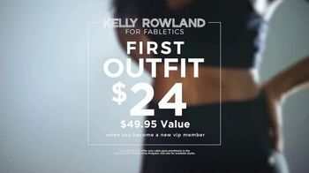 Kelly Rowland for Fabletics TV Spot, 'Go Hard or Go Home' Featuring Kelly Rowland - Thumbnail 10