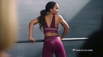 Kelly Rowland for Fabletics TV Spot, 'Go Hard or Go Home' Featuring Kelly Rowland - Thumbnail 3