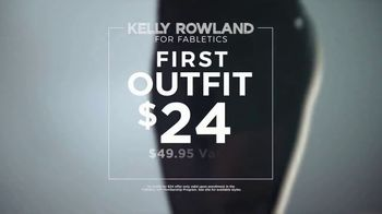 Kelly Rowland for Fabletics TV Spot, 'Go Hard or Go Home' Featuring Kelly Rowland - Thumbnail 9