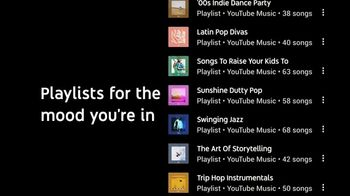 YouTube Music App TV Spot, 'Made for Listening' Song by The Beatles - Thumbnail 6