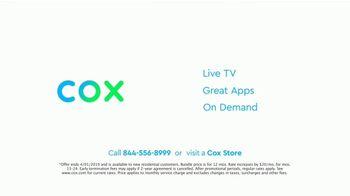 Cox Communications TV Spot, 'Teleprompter' - Thumbnail 10