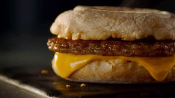 McDonald's Sausage McMuffin and Coffee TV Spot, 'Need a Morning Victory' - Thumbnail 4