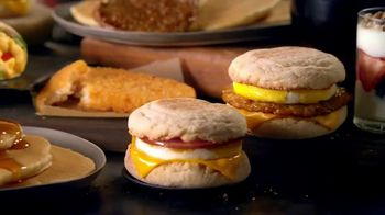 McDonald's Sausage McMuffin and Coffee TV Spot, 'Need a Morning Victory' - Thumbnail 7