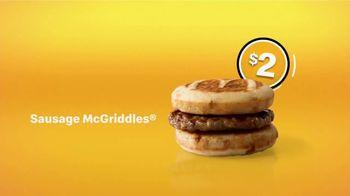 McDonald's $1 $2 $3 Dollar Menu TV Spot, 'Best Bites' - Thumbnail 3