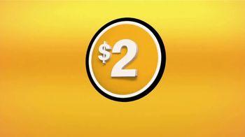 McDonald's $1 $2 $3 Dollar Menu TV Spot, 'Best Bites' - Thumbnail 4