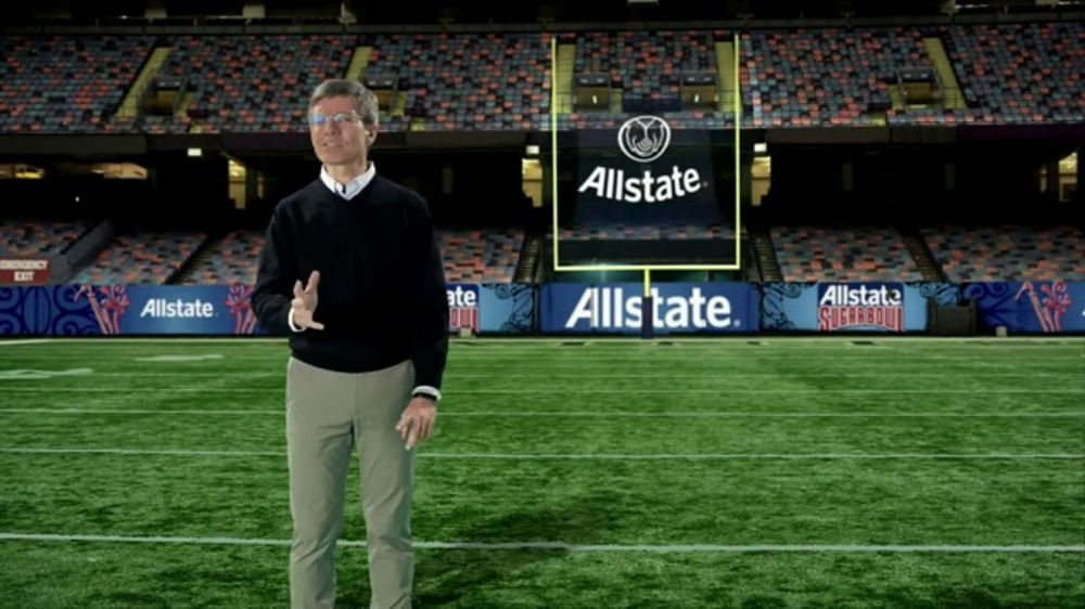 State Farm 24 Hour Roadside Assistance >> 2019 Allstate Sugar Bowl TV Commercial, 'More Than Insurance' - iSpot.tv