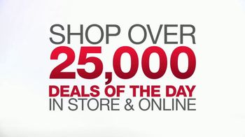 Macy's One Day Sale TV Spot, 'Treat Yourself: Coats, Boots & Jewelry'