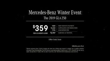 Mercedes-Benz Winter Event TV Spot, '2018 Holidays: Pit Stop' [T2] - Thumbnail 9