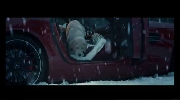 Mercedes-Benz Winter Event TV Spot, '2018 Holidays: Pit Stop' [T2] - 3349 commercial airings