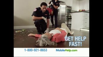 MobileHelp TV Spot, 'When an Emergency Occurs' - Thumbnail 4