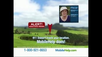 MobileHelp TV Spot, \'When an Emergency Occurs\'