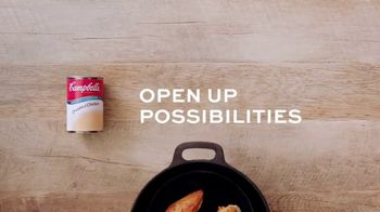 Campbell's Cream of Chicken Soup TV Spot, 'Open Up Possibilities' - Thumbnail 2
