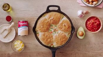 Campbell's Cream of Chicken Soup TV Spot, 'Open Up Possibilities' - Thumbnail 7