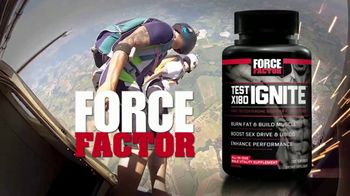 Force Factor Test X180 Ignite TV Spot, 'Real Men' - Thumbnail 3