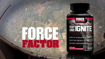 Force Factor Test X180 Ignite TV Spot, 'Real Men' - Thumbnail 4