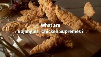 Bojangles' Chicken Supremes TV Spot, 'Testimonial' - Thumbnail 2