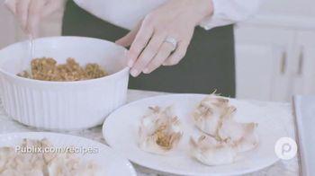 Publix Super Markets TV Spot, 'Holiday Recipes: Sausage Pasta Bites' - Thumbnail 9
